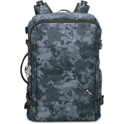 Pacsafe Vibe 40 Anti-Theft 40L Carry-On Backpack (Gray Camo)
