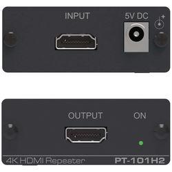 Kramer 4K60 HDMI 2.0 & HDCP 2.2 Repeater (33')