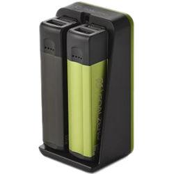 GOAL ZERO Flip 10 Dock Charger Kit with Two USB Flip 10 Batteries
