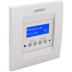 Bose Professional ControlSpace CC-16 Zone Controller (White)