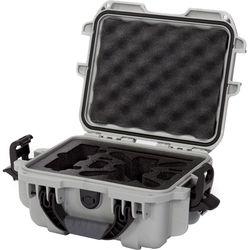 Nanuk 905 Waterproof Hard Case for DJI Spark (Silver)