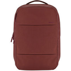 Incase Designs Corp City Commuter Backpack (Deep Red)