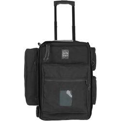 Porta Brace Rigid-Frame Backpack with Wheels for Panasonic AU-EVA1