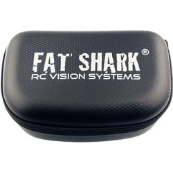 Fat Shark Headset / Faceplate Carrying Case