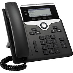 Cisco 7821 Two-Line IP Phone (Charcoal)