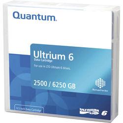 Quantum LTO Ultrium 6-Tape Standard Cartridge Library Pack of 20 (2.5/6.25GB)