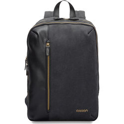 Cocoon Urban Adventure Slim Backpack for Laptop up to 16? & Tablet up to 10? (Black)