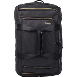 "Cocoon Urban Adventure Convertible Carry-On Travel Backpack for Laptop up to 17"" (Black)"