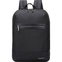 "Cocoon Buena Vista Slim Backpack for MacBook/Laptop up to 16"" (Black)"