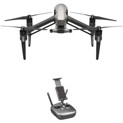 DJI Inspire 2 Quadcopter Kit with Additional Remote Controller