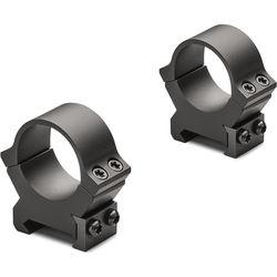 """Leupold PRW2 Riflescope Rings (1"""", Low, Matte Black)"""