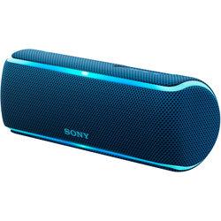 Sony SRS-XB21 Portable Wireless Bluetooth Speaker (Blue)