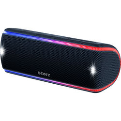 Sony SRS-XB31 Portable Wireless Bluetooth Speaker (Black)