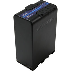 IDX System Technology 14.4V Li-Ion Battery for Sony BP-U Mount Cameras (96Wh)