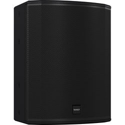 "Tannoy VX12Q 12"" PowerDual Full-Range Loudspeaker with Q-Centric Waveguide (Black)"
