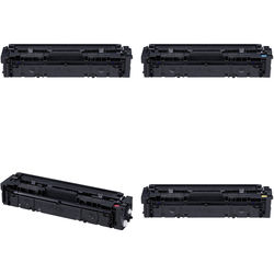 Canon imageCLASS MF634Cdw All-In-One Printer and 045 Toner Cartridge Set Kit