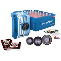 Lomography Lomo'Instant Instant Film Camera and Lenses (San Sebastián Edition)