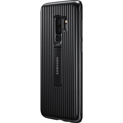 Samsung Rugged Case for Galaxy S9+ (Black)