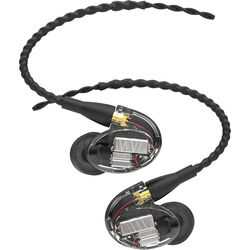 Westone UM PRO 50 5-Driver Stereo In-Ear Headphones with Replaceable Cable (Clear, Second Generation)