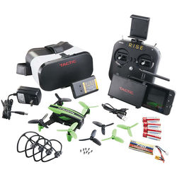 RISE INDORFIN 130 Brushless FPV Racer Ready-to-Fly Drone with 2MP Camera (200mW)