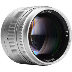 7artisans Photoelectric 50mm f/1.1 Lens for Leica M (Silver)