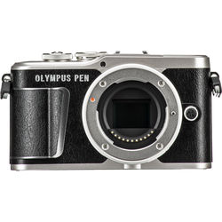 Olympus PEN E-PL9 Mirrorless Micro Four Thirds Digital Camera (Body Only, Black)