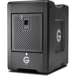 G-Technology 8TB G-SPEED Shuttle 8-Bay Thunderbolt 3 SSD RAID Array (8 x 1TB)