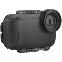 AquaTech AxisGO Water Housing for iPhone 7 Plus or 8 Plus (Moment Black)