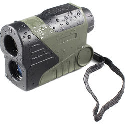 Luna Optics 6x24 600 Laser Rangefinder Waterproof Monocular