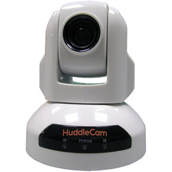 HuddleCamHD 10x Optical Zoom Conference Camera with USB 2.0 1080p (White)