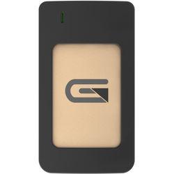 Glyph Technologies Atom RAID 4TB USB 3.1 Type-C External SSD (2 x 2TB, Gold)