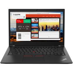 "Lenovo 14"" ThinkPad T480s Laptop (Black)"
