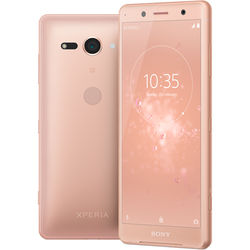 Sony Xperia XZ2 Compact H8314 64GB Smartphone (Unlocked, Coral Pink)