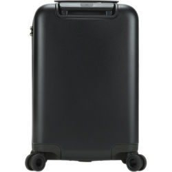 Incase Designs Corp NoviConnected 4-Wheel Travel Roller with USB-C Power (Matte Black)