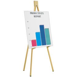 Da-Lite H321 Gold Anodized Dual Purpose Easel