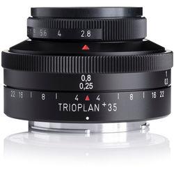 Meyer-Optik Gorlitz Trioplan 35+ 35mm f/2.8 Lens for Canon EF