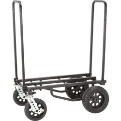 MultiCart RocknRoller R12STEALTH 8-in-1 All-Terrain Equipment Cart