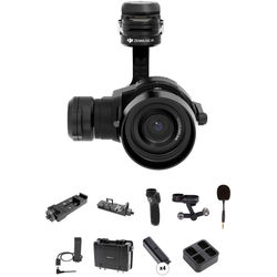 DJI Zenmuse X5 Camera Kit with Osmo Accessories & CrystalSky Monitor