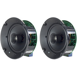 JBL Control 26DT - Coaxial Ceiling Speaker Assembly with Transformer - Pair