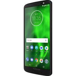 Moto Moto G6 32GB Smartphone (Unlocked, Black)