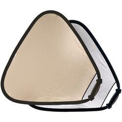 "Lastolite TriGrip Reflector, Sunlite/Soft Silver - 30"" (75cm)"