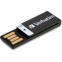 Verbatim 16GB Clip-It USB Flash Drive (Black)