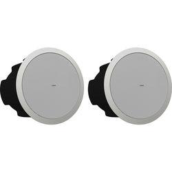 "Tannoy CVS 6 Coaxial In-Ceiling Loudspeaker (Pair, 6"", White)"