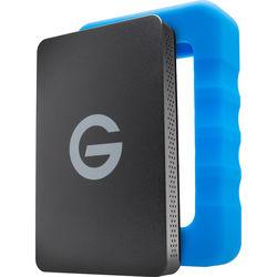 G-Technology 2TB G-DRIVE ev RaW USB 3.1 Gen 1 Hard Drive with Rugged Bumper