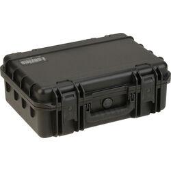 SKB Mil-Std Waterproof Case with Custom Interior for Shure SLX/ULX/BLX-R/ULX-D/QLX-D (Black)