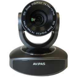 AViPAS AV-1081 HDMI PTZ Camera (Dark Gray)