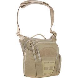 Maxpedition Veldspar Crossbody Shoulder Bag 8L (Tan)