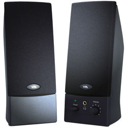 Cyber Acoustics CA-2016WB 2.0 USB-Powered Speaker System