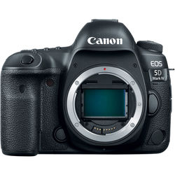 Canon EOS 5D Mark IV DSLR Camera with Canon Log