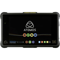 "Expert Shield Crystal Clear Screen Protector for Atomos Inferno/Flame 7"" Monitors/Recorders"